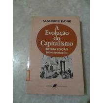 A Evolução Do Capitalismo - Maurice Dobb Ees