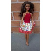 Boneca Barbie Negra Mattel 1999 Indonésia - Rara