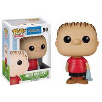 Pop Funko Peanuts Boneco Linus Van Pelt
