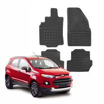 Tapete Nova Ecosport 2012 A 2016 Borcol Borracha Interlagos