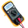 Multímetro Digital Com Sensor De Temperatura E Beep 9kd Eda