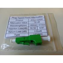 Atenuador Optico Lc/apc 10db