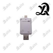 Flashdrive Pendrive Memoria Externa 8gb Iphone Usb Pc