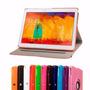 Capa Giratória Tablet Samsung Note 10.1 P601 +pelicul Vidro