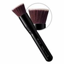 Pincel Para Maquiagem Vult Flat Top Kabuki Nº 12