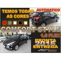 Hb20 Comfort Style 1.6 Automatico 16 Pronta Entrega D060