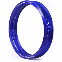 Aro Alumínio Motard 17 X 215 Viper Azul Pop 100 2007 A 2015
