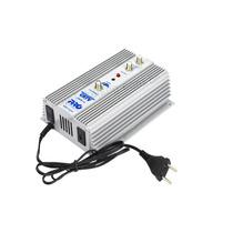Amplificador De Potência 35db Vhf/uhf/catv Pqap-6350