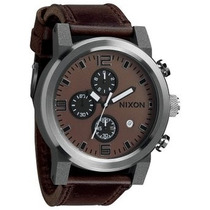 Nixon The Ride Leather,c/ Caixa, Raro, Tenho 51-30 E Invicta
