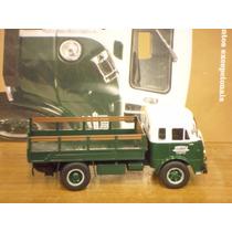 Coleção Caminhões Brasileiros Fmn D9500 Brasinca Ed. 03