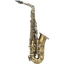 Saxofone Milano Alto Envelhecido Mi Bemol Eb . Loja . Gtia !