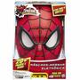 Mascara Eletrônica Ultimate Spider Man Web Warriors