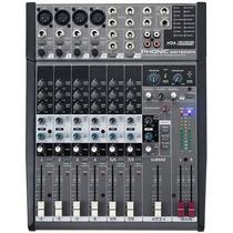 Mesa De Som Phonic Am1204-fx Nf E Garantia