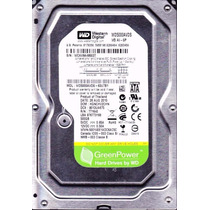 Hd Western Digital 500gb Sata 3.0gb/s 7200rpm Wd5000avds