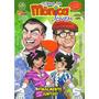 Revista Gibi Turma Da Monica Jovem Nr 42 E 1/2 Nova Lacrada