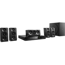 Home Theater Com Dvd Philips, Full Hd, 1000w - Htd5520x/78