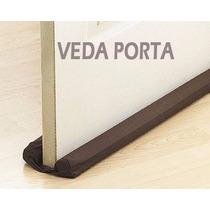 Veda Porta Duplo Contra Entrada De Insetos/poeira 90cm
