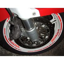 Adesivo Friso Refletivo Para Roda - Cbr 900 Rr