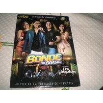Dvd Bonde Do Brasil- Ao Vivo No G4(part.léo Magalhaes)promo