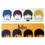Kit 2 Placa Decorativa Beatles P/ Salas Bares Churrasqueiras