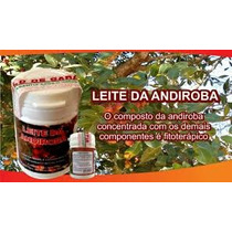 Leite Da Andiroba Original De Manaus (cuidado C/ Fausos)