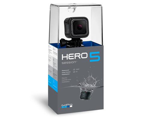 Gopro Hero 5 Session 4k Wifi À Prova D ´ àgua Lacrado