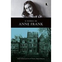 Livro - O Diário De Anne Frank - Novo - Frete 8 Reais