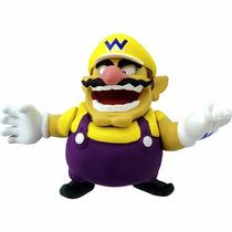 Bonecos World Of Nintendo Dtc 3530 Wario