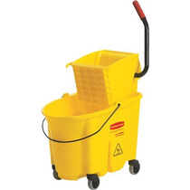 Mop Bucket W / Espremedor Fg758088yel