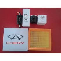 Kit Filtros Chery Qq Original