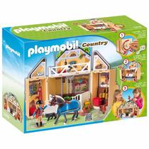 Playmobil Country - Estabulo Game Box - Cod: 5418