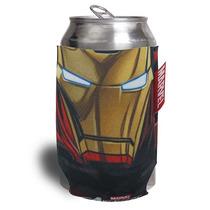 Porta Lata Iron Man Marvel