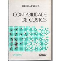 Contabilidade De Custos Eliseu Martins