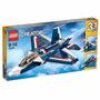 Lego 31039 Lego Creator Blue Jet Power Lançamento