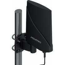 Antena Externa Aquário Dtv-5600 Amplificada Para Tv Digital
