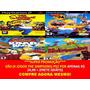 Os Simpsons Hit E Run Play Station 2 (kit 4 Jogos Ps2)