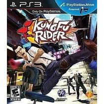Kung Fu Raider Jogo Ps3 Usado