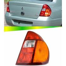 Lanterna Traseira Clio Sedan 2000 2001 2002 2003 2004 2005
