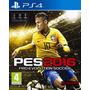 Pro Evolution Soccer 2016 Ps4 Pes 2016 Ps4 Pré-venda