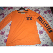 Blusa Camisa Feminina Hollister