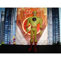 Flash Reverso Professor Zoom Liga Da Justice Unlimited Jlu