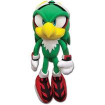 Plush Sonic The Hedgehog Jet The Hawk 8'' Boneca Ge5