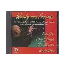 Cd Woody And Friends - Monterey Jazz Import Frete Gratis