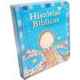 Livro De Histórias Bíblicas Para Meninos Infantil Bebê B8342