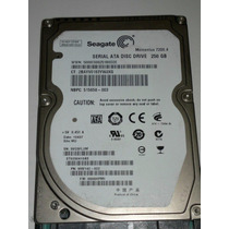 Hd Seagate 250gb Momentus St9250410as 7200rpm Notebook 100%