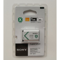 Bateria Sony Np-bx1 Original Rx100 Hx300 Wx300 As15 Dscrx100