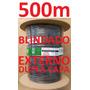 produto Cabo Rede Cat5e Preto 500m Ftp Externo Dc Blindagem Condutti
