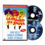 Dvd Cantando Na Chuva - Edição Comemorativa 50 Anos - 2 Dvds