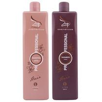 Tratamento Capilar + Shampoo Limpeza Profunda Zap