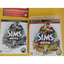 The Sims 3 Playstation 3 Mídia Física Ps3